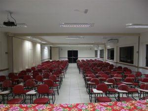 Dois auditórios