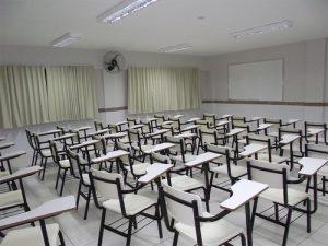 14 salas de aula